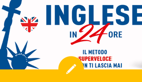 Inglese in 24 ore? Missione: possible!