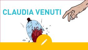 Claudia Venuti: Quante cose possiamo vivere per la prima volta?